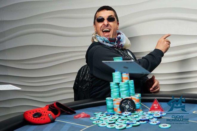 DreamStack 500€ : Saul Berdugo s'impose après deal 0001