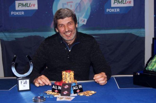 La Grande Motte : Jean-Laurent Kertesz s'offre un FPO record et 51.113 euros 0001