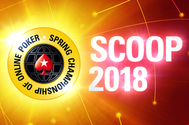SCOOP - PokerStars - Poker Online