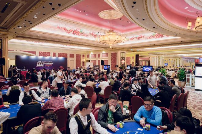 Poker King Club at Venetian Macau