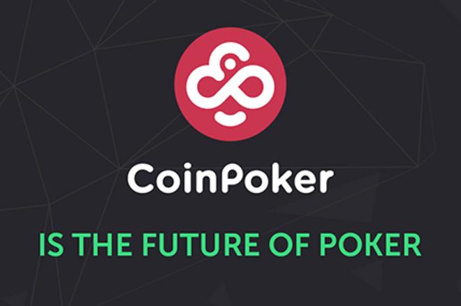 """""""CoinPoker"""" pristato pirmąją kriptovaliutų pokerio seriją su 10 milijonų CHP garantija 0001"""