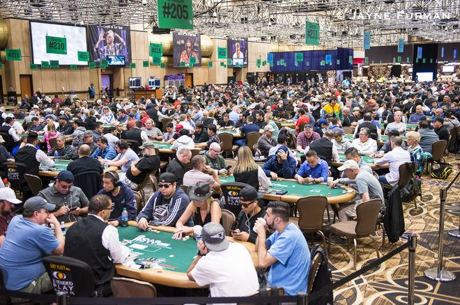 Five Reasons Why I Play Small Stakes Tournaments During the WSOP