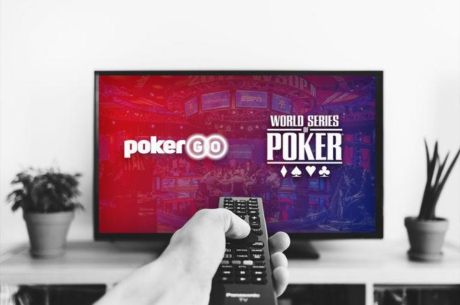 Poker Central Releases 2018 WSOP PokerGO Live Stream Schedule 0001