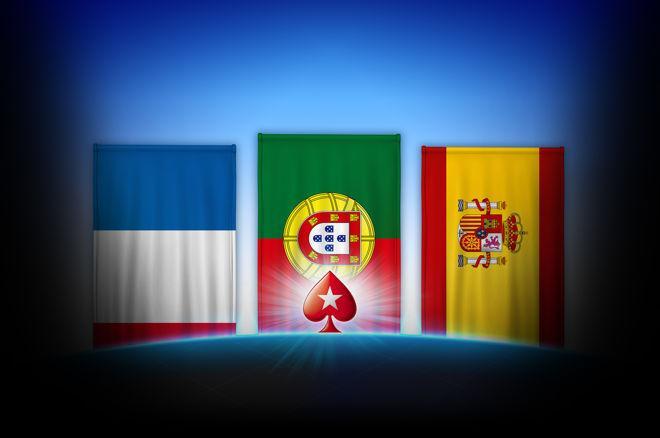 Španiji in Franciji se je na združenem trgu pridružila tudi Portugalska 0001