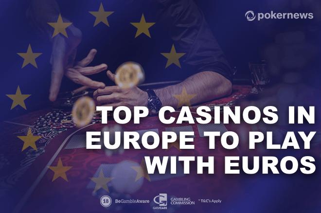 Online Casinos Europe Euros
