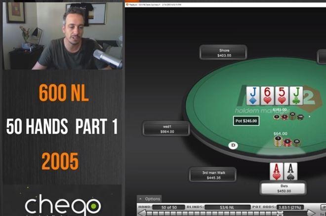 """[VIDEO] -  Lex Veldhuis bespreekt handen: """"Oldschool 2005 - NL600"""""""