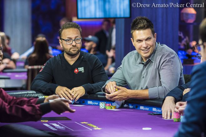Daniel Negreanu and Doug Polk
