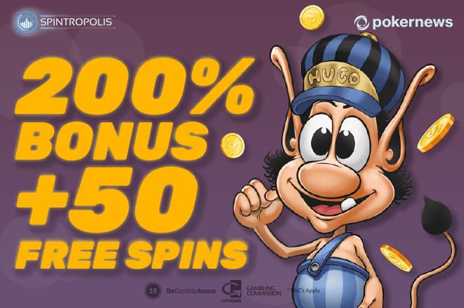 You Have Only 2 Days Left to Claim This 50 Free Spins Bonus | PokerNews