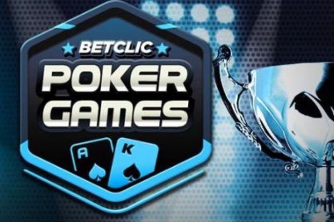 Micro Series : 8 jours de poker sur BetClic 0001