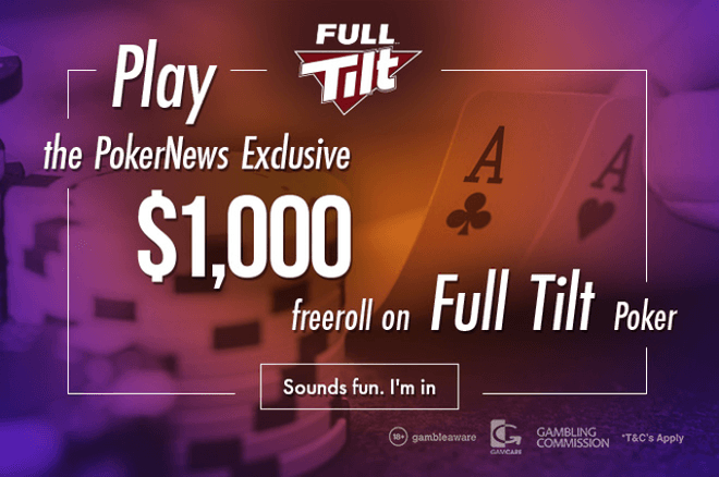 Full Tilt $1,000 Freeroll