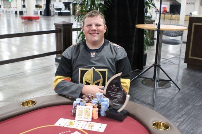 Las Vegas : Matt Affleck commence son été par une victoire à 6 chiffres au Venetian 0001