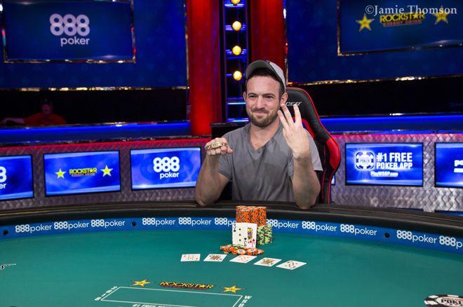 Pasaulio Pokerio čempionas Joe Cada iškovojo trečiąjį WSOP trofėjų 0001