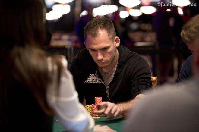 Las Vegas : Run infini et nouvelle victoire pour Justin Bonomo 0001