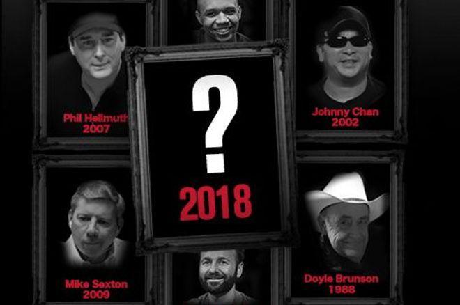 Poker Hall Of Fame: Désignez votre champion pour la classe de 2018 0001
