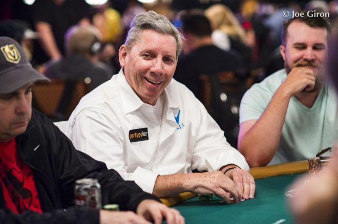 WSOP : Mike Sexton fait l'argent pour la 31e année de suite 0001