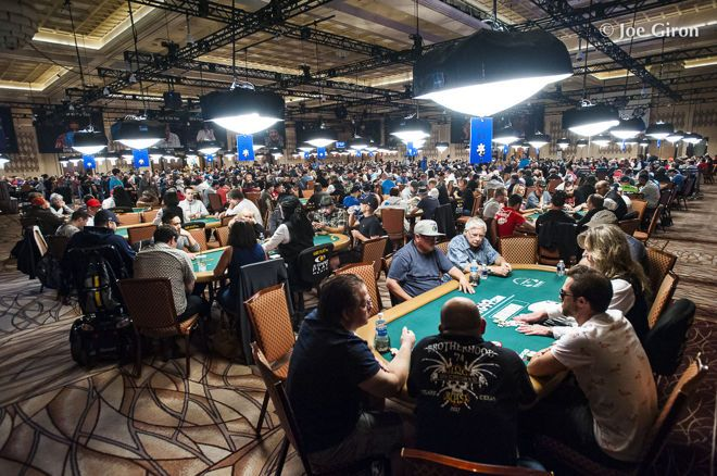 Five Reasons Why I Like Selling Action During the WSOP