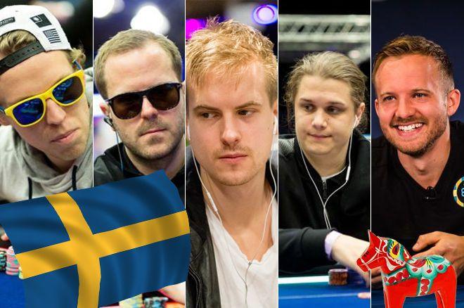 Swedish poker players