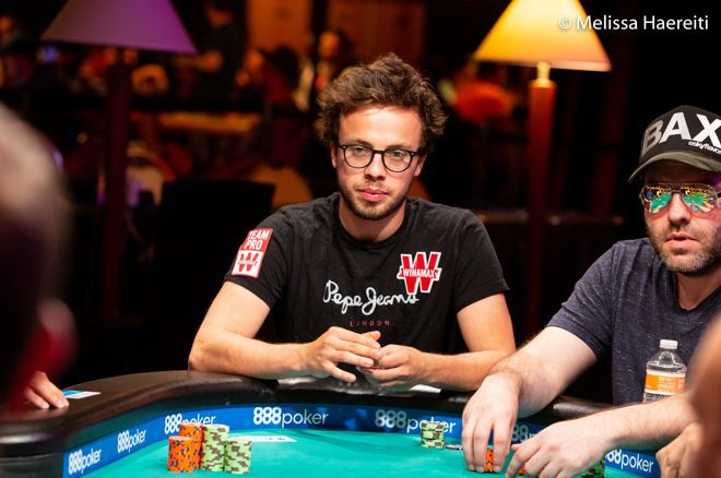 wsop une finale pour romain lewis pokernews. Black Bedroom Furniture Sets. Home Design Ideas
