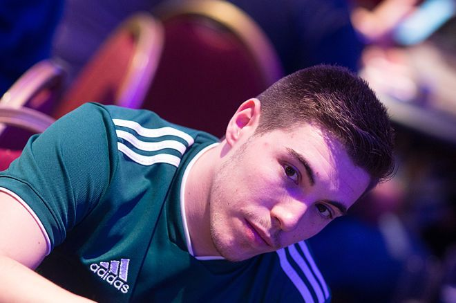 Iñigo Naveiro se mete de nuevo en la pelea por el PokerStars Festival Marbella; Endrit Geci... 0001