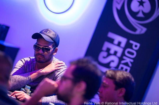 Omar Del Pino lidera con mano de hierro el PokerStars Festival Marbella 0001