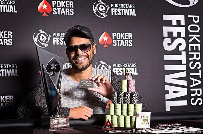 Omar Del Pino gana el PokerStars Championship Marbella 2018 0001