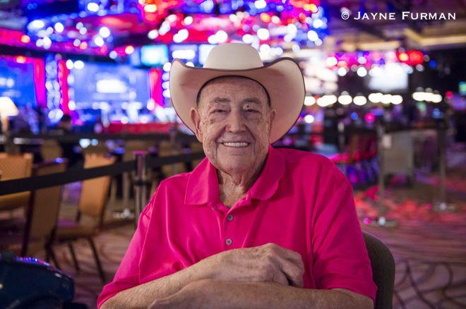 Doyle Brunson arrête le poker 0001