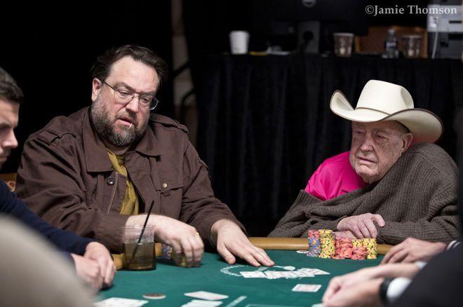 2018 WSOP (11) - Doyle Brunson kondigt pensioen aan en aast op bracelet in allerlaatste event