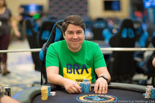 Marcos Antunes - WSOP