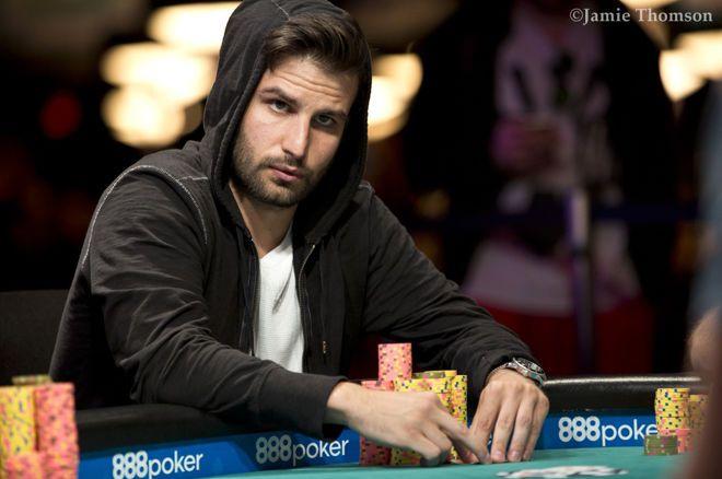 7ος ο Γιώργος Μανούσος στο Event #25: $1,500 Seven Card Stud για... 0001