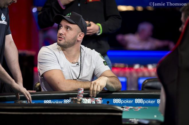 2018 WSOP (18) - Mizrachi in pole-position voor derde Poker Players Championship-titel