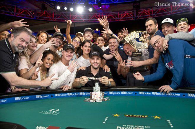 2018 WSOP (19) - Michael Mizrachi schrijft geschiedenis met derde Poker Players Championship-titel!