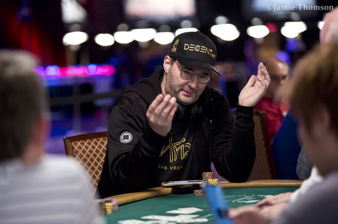 Phil Hellmuth -