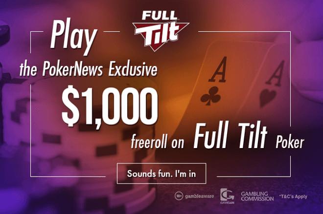 Full Tilt $1,000 Freeroll