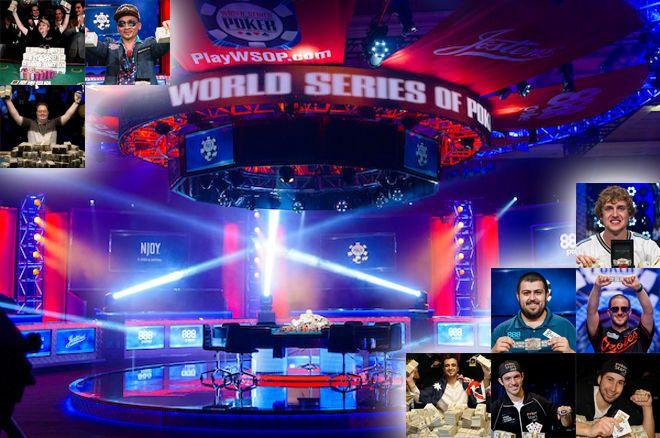 WSOP Main Event tips