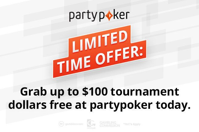 Free T$ at partypoker