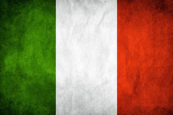 Mercado de Poker Itália