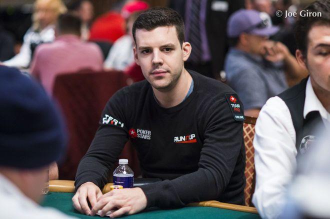Kevin Martin Team PokerStars Online Pro