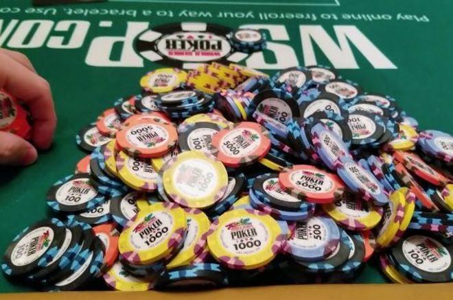 WSOP Main Event 2018 : Les 36 Français dans l'argent 0001