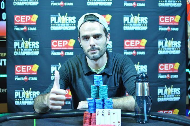 Ismael Hernández consigue la victoria del CEP por PokerStars Alicante 2018 0001