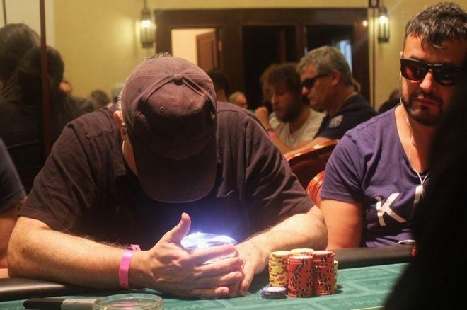 Las Vegas : Bryan Piccioli prive Michel Leibgorin d'une jolie Wynn 0001