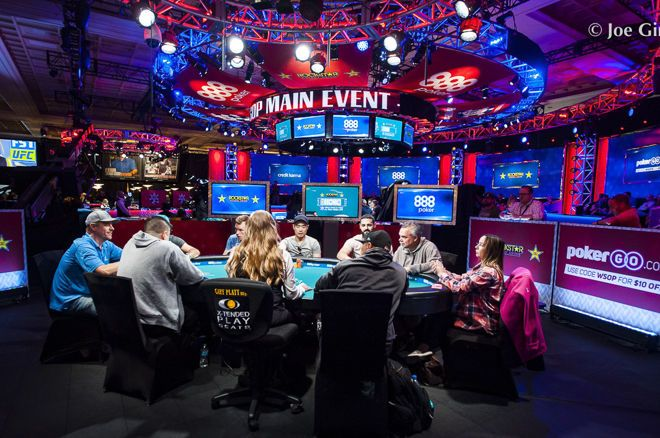 wsop 2018 espn feature table
