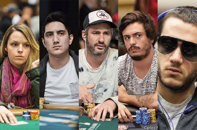 Best poker players from Argentina
