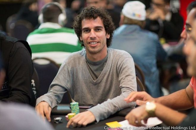 Fred Volpe - Poker Online