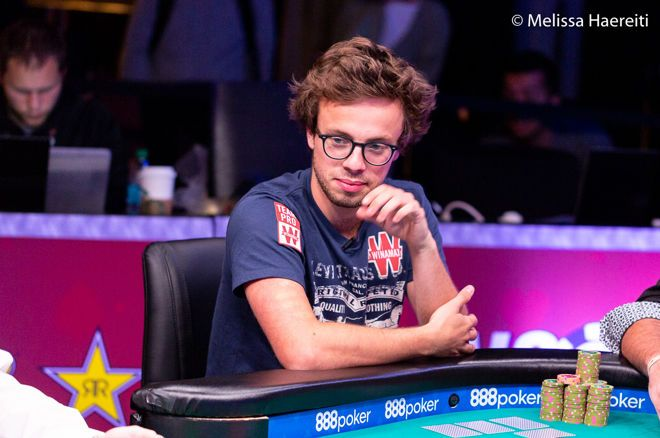 WSOP : Romain Lewis encore runner-up (293.553$) 0001