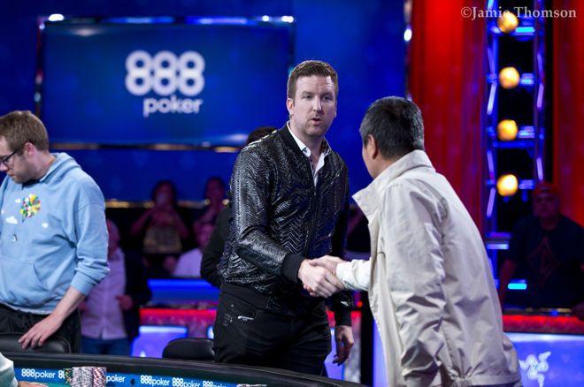2018 WSOP Main Event Dag 7 - Gerrits eindigt als vijftiende ($475.000), Lybaert strandt op plaats 24 ($282.630)