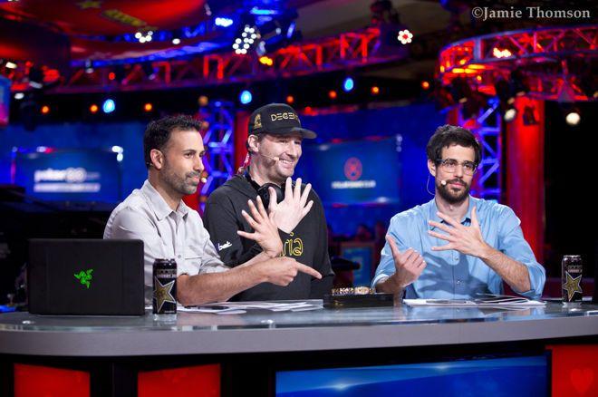 2018 WSOP (36) - Phil Hellmuth wint zijn vijftiende WSOP-bracelet in $5.000 NLHE Turbo!