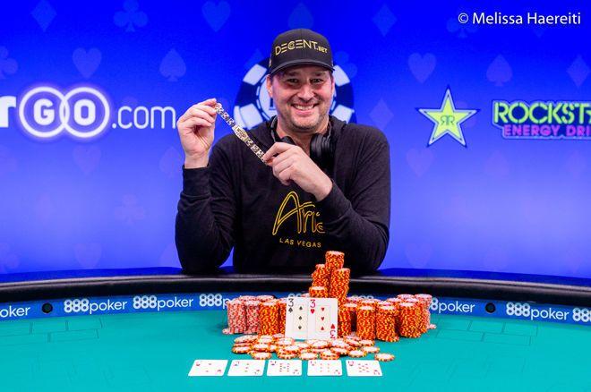 WSOP : Phil Hellmuth triomphe pour la 15e fois 0001