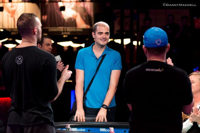 Main Event : Antoine Labat encaisse un million (9e) 0001