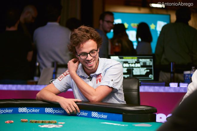 wsop deuxi me bracelet de l 39 t pour shaun deeb romain lewis 3e pokernews. Black Bedroom Furniture Sets. Home Design Ideas