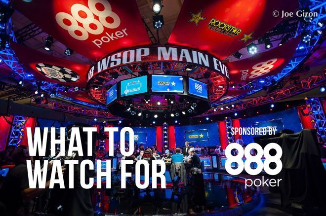 WSOP Day 46: Main Event Reaches Finale, Hastings Leads $3K H.O.R.S.E.